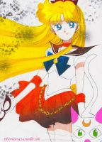 Sailor Venus has Arrived by Mileyangel321