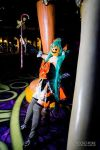 Miku 2014 halloween figure ver. (2) by pocketpoke