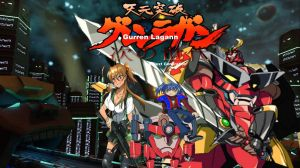 Gurren Lagann the next Generation Poster 2 by ltdtaylor1970