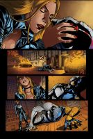 Color portfolio: The Bounce issue7 pag1 by shiprock