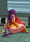 No More Skinny Girls 2 Ep 10 - Clobberella by Axel-Rosered