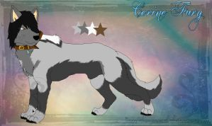 Cerine Fury Ref by MonsoonWolf