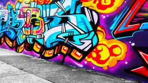 Graffiti Wallpaper 4 by alekSparx