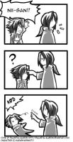 Uchiha Brothers Comic by Fullmetal-Illusion