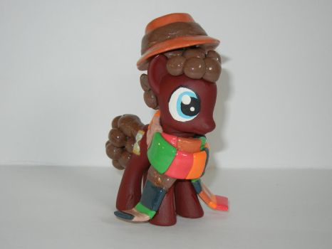 Doctor Whooves Revisited: The Fourth Doctor by SilverBand7