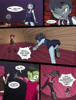Invader Zim: Conqueror of Nightmare Page 20 by Blhite