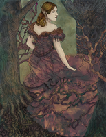 The Wood Wife by LibertineM