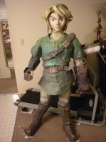 Life size Link by C-lulu