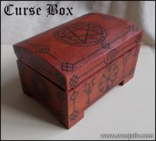 Curse Box by SvenjaLiv