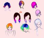 Fun Hair Styles by karribou
