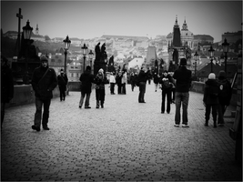 Prague by Saskiel