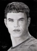 Twilight Emmett Cullen by Catluckey