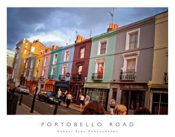 Portobello Road by Andrejz