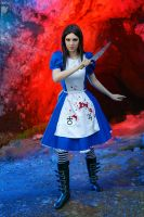 My Wonderland's Shattered by Rei-Doll