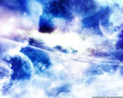 heaven in space by samoh