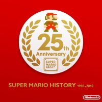 Super Mario History Soundtrack by cow41087