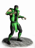 Reptile Ultimate MK3 by Ronniesolano