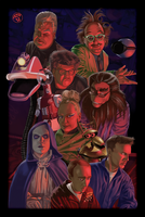 Space Oddities by noordle-doordle
