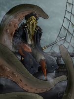 Scourge of the Sea by Wyandotte