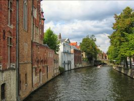 Brugge by Markotxe