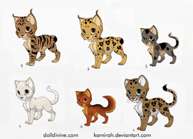 kitten adopts by HappyDucklings