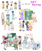 art review! by N3Y