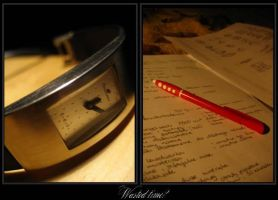 Wasted time? by Kheila