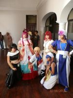 Magi The Labyrinth of Magic Cosplay! by miles58