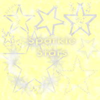Sparkle Stars by brithla
