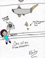 One Of My Dream Monsters by AmandaTaylor