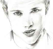 Jacob Black w.i.p. by El-i-or