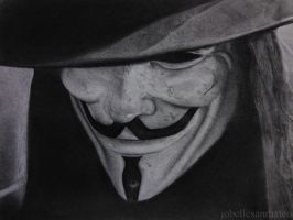 V for Vendetta by jsanmateo