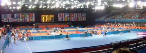 Table Tennis, London 2012 by ggeudraco