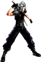 My Alternitive version of Wiess in FF7 Crisis Core by DevinjKaibaSixx