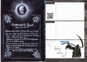 Homework Book: How to use It by Chimaera94