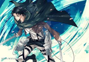Levi by WXYZell