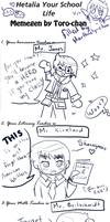 APH - My School Life Meme by Marthnely-chan