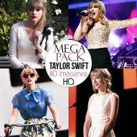 +Mega Pack Taylor Swift. by MyLoveIsLikeaStar