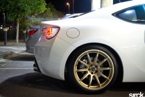 GTS 86 Rear Side by small-sk8er