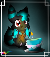 Happy Birthday Twineh!! by CrystalFeza