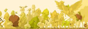 the big lemongrab family by ostalgie
