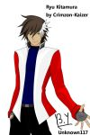 Request #36: Ryu Kitamura by Crimzon-Kaizer by Unknown117