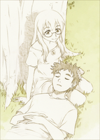 Lazy afternoon by meago
