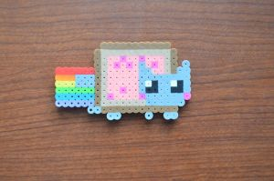 Nyan cat by CraftDragons