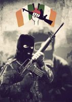 Irish Republican Army by Avt-Cccp