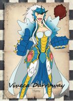 PokePalace: Viveca Darroway by chivalry-is-dead