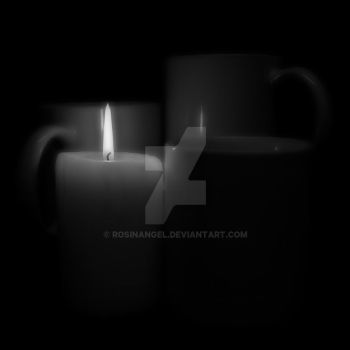 Night by candlelight 001 by RosinAngel