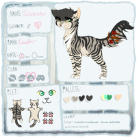 year of Ashes | Windclan Leader | Silverstar by xHalfaLife101x