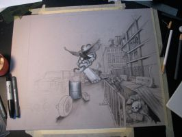 Another Work In Progress... by Nick-OG