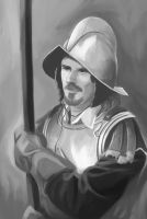 Pikeman Sian by QuintusCassius